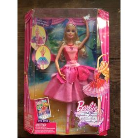 Barbie Bailarina Y Las Zapatillas Magicas