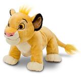 Disney Simba O Leaozinho Do Rei Leao Original Importado Novo