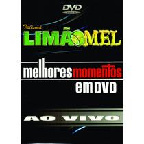 Dvd Limão Com Mel Melhores Momentos Em Dvd Original