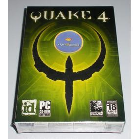 Quake 4 Terror Jogo Pc Mídia Física Original Caixa Lacrada