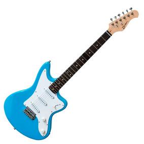 Guitarra Electrica Jaguar Vintage Zaion G-vg Azul