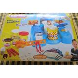 Juego De Masa Play Doh!!!, Pop Corn Snack Bar!!!,hasbro!!!,