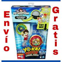 Yo-motion Yokai Yo Kai Watch Reloj Model Zero Luz Sonido