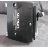 Interruptor Termo Magnético Siemens Pastilla 20a 1p Tipo Qd