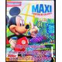 Libro La Casa De Mickey Mouse Maxi Cuentos De Colores