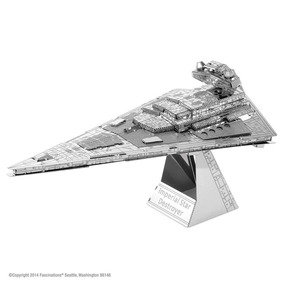 Mini Réplica De Montar Star Wars Imperial Star Destroyer