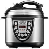 Panela Elétrica De Pressão Pratic Cook 4l 220v - Mondial