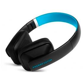 Diadema Bluetooth Energy 4.0 Microfono Recarga Plegable 10m.