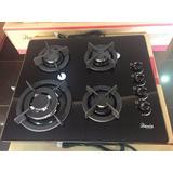 Tope De Cocina Rania 60cm 4 Hornillas De Vidrio Ra4803