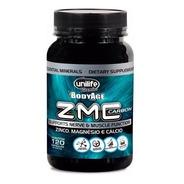 Zmc Carbon 120 Cap - Cálcio, Magnésio E Zinco - Unilife 2/20