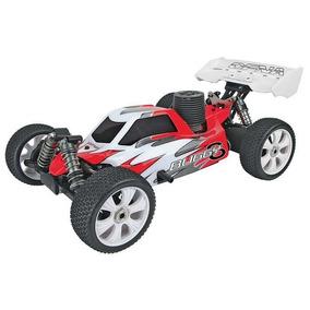 Carro Ofna Buggy Nitro Red 1/8 Rtr 14275 Glow Torbo Rc Auto
