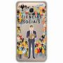 Case Capa Capinha Samsung Galaxy J5 2016 -ciências Sociais M