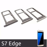 Bandeja Charola,porta Sim, Sd Samsung Galaxy S7 Edge Tienda