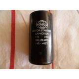 Capacitador Condensador Arranque Nevera 130-156mf 110v Wapco