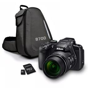 Camara Nikon B700 Con Bolso Y Memoria Sd De 16g + Garantia!