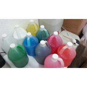4 Litros De Gel Antibacterial De Colores O Crema A Granel