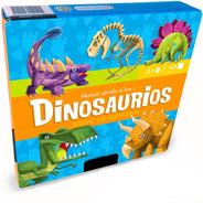 Juego Memoria Memotest Dinosaurios 44 Piezas Concentracion