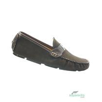 Zapato Casual Economico Nobuck Cafe Marca Blackmont