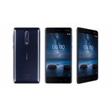 Celulares Nokia 8 Liberado Pantalla 5.3 Cámara Dual 13mp