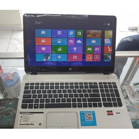 Laptop Hp Envy M6 Amd A10-460m Quad-core 6gb Ram 750gb Hd