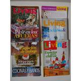Revistas Living Coleccionables ( Precio X Unidad )