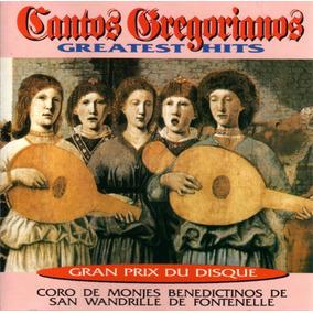 Coro De Monjes Benedictinos - Cantos Gregorianos / Cd