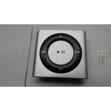 Ipod Shuffle 2 Gb Apple Gray Usado Koriaudio !!!