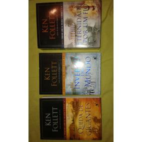 Livro. Trilogia O Século.queda De Gigantes.ken Follett. Novo