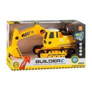 Maquina Excavadora 1:14 Builder - Compunet