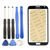 Vidro Original Galaxy Note 2 Visor Tela Lente S Touch Screen