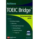Achieve Toeic Bridge + Cd
