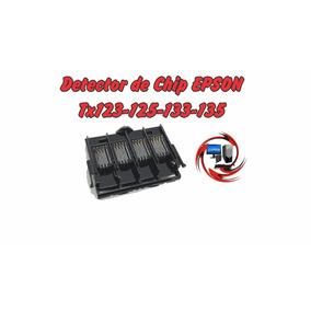 Detector De Chip Impressora Epson Tx123-125-133-135