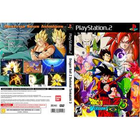 Dragon Ball Z Budokai Tenkaich 3 Dubrado Portugues Patch Ps2