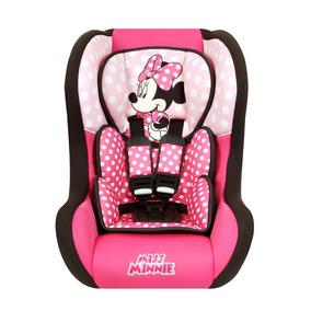 Cadeira Cadeirinha De Carro Minnie Trio Criança 0 A 25 Kg