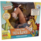 Tiro Al Blanco Caballo Woody Toy Story Disney De Coleccion !