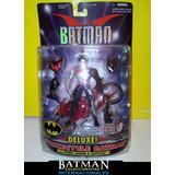 Batman Beyond Batman Del Futuro Terry Mcginnis Strike Cycle