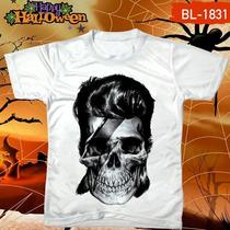 Playeras Y Blusas Estampadas Halloween Más De 150 Diseños