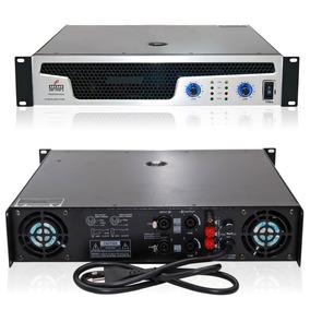 Sj Arcano Potencia Amplificador Arc-paw-6 3200watts Rms 220v