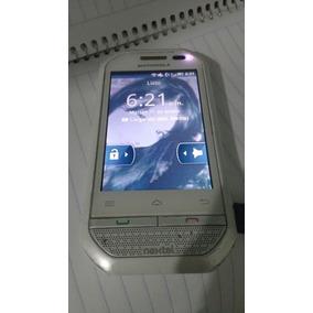 Celular Nextel Motorola Blanco