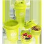 Shaker Smartshake 600 Ml Edicion Fluorescente Exclusiva
