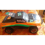 Carrinho Há Combustível, Rally Monster 4wd Rtr