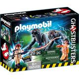 Playmobil 9223 Ghostbuster Venkman And Terror Dog (lançamen)