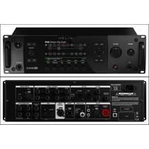 Line 6 Helix Procesador Multi-efectos P/ Guitarra Para Rack