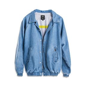 Campera Sismo Ventos Jacket Jean