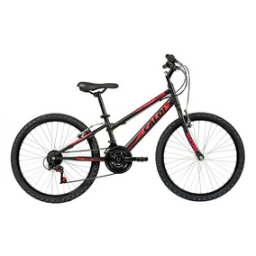 Bicicleta Infanto Juvenil Caloi Max Aro 24 - 21 Marchas