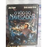 Dvd Original Do Filme O Voo Do Navegador