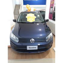 Vw Volkswagen Saveiro Gp 1.6 Cabina Ext. Pack High My17