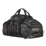 Mala Tática Invictus Expedition Camuflado Multicam Black 70l