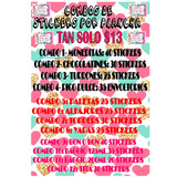 Stickers Personalizados Candy Bar