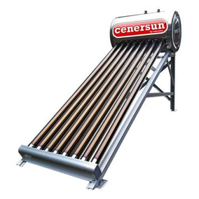 Calentador Solar Cenersun P/2 Personas 8 Tubos Para Tinaco